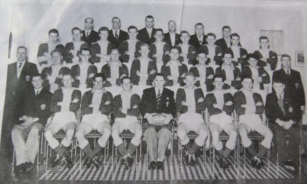 Lindisfarne 1957 Premeirs