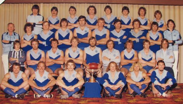 1982 Lindisfarne Football Club premiers