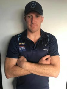 Coach of the 2020 Lindisfarne Two Blues Michael Cassidy